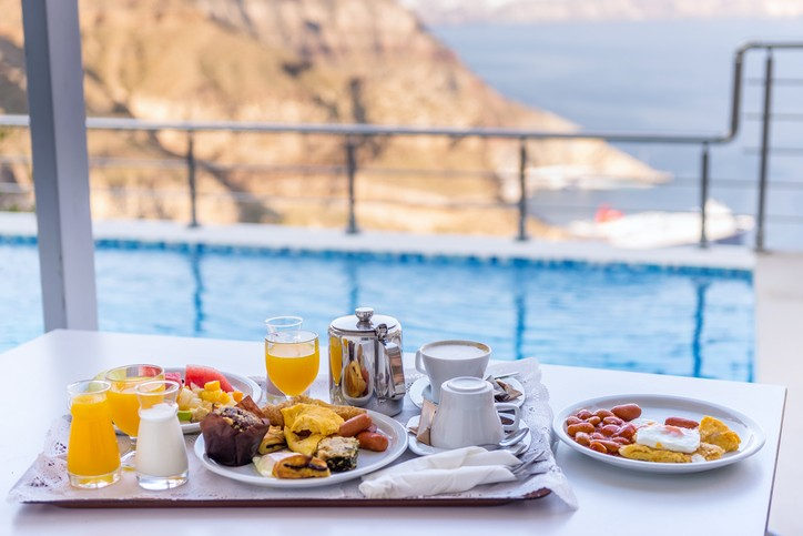 Endosan The Hospitality Sector More Guests Less Spend
