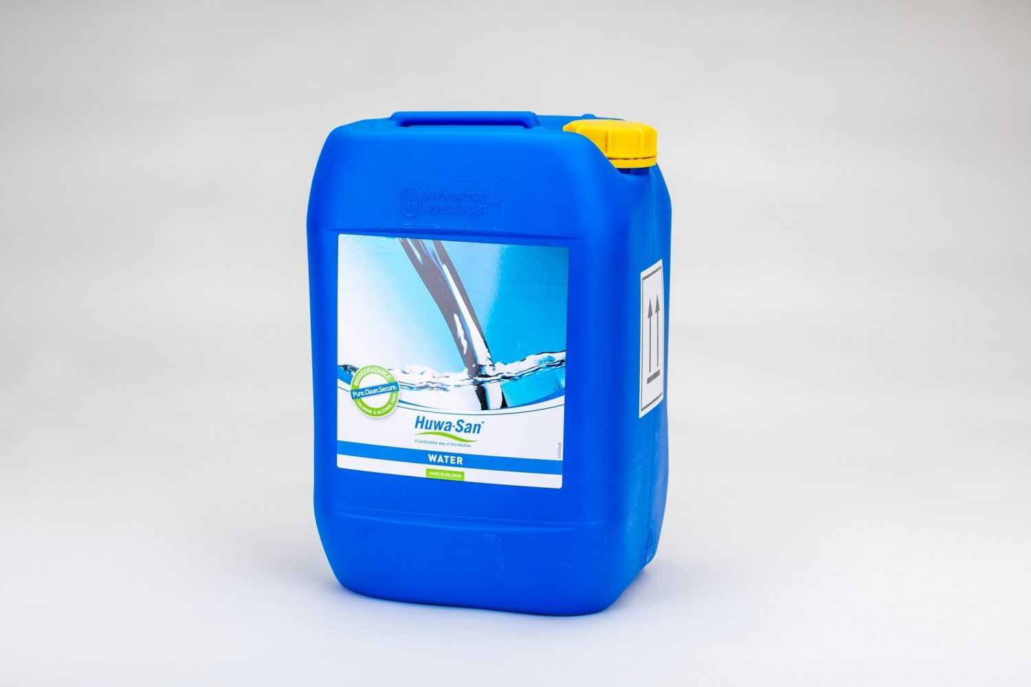 Water Disinfectant HuwaSan TR20, 20% commercial silver stabilised hydrogen  peroxide (Previously EndoSan20)(10litres/11kg)