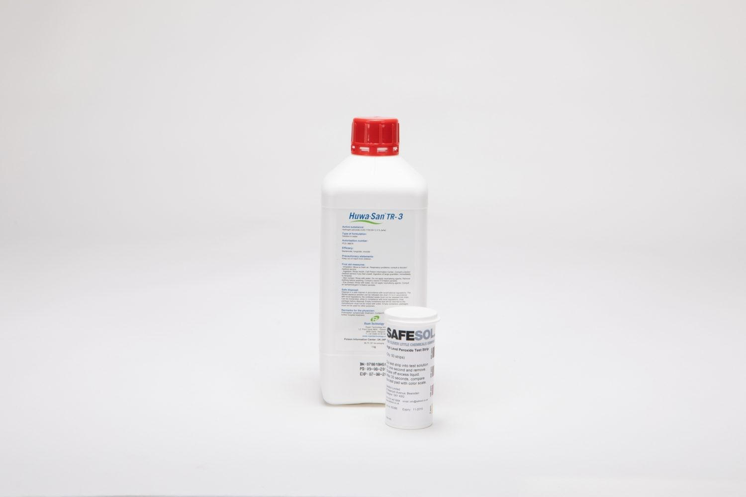 HuwaSan TR3 (Previously EndoSan3) (1 litre) 3% Silver Stabilised Hydrogen  Peroxide Eco-friendly disinfectant