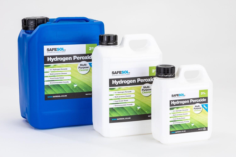 Hydrogen-peroxide-family